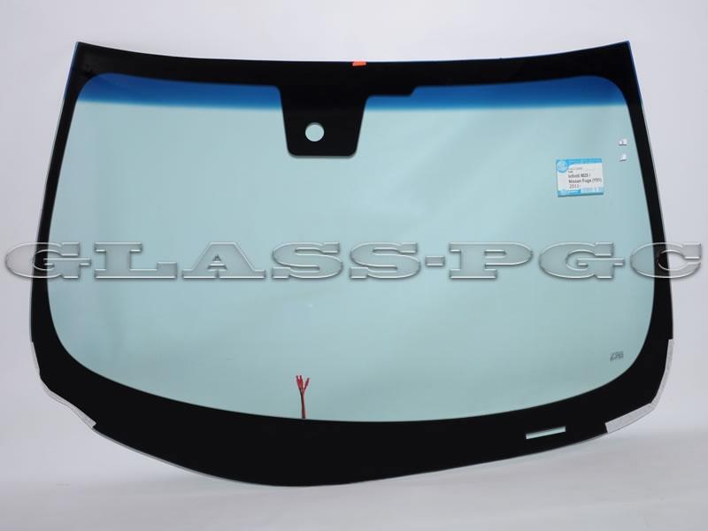 Infiniti M25 (Инфинити М25) 2011 и далее г.в. стекло лобовое с обогревом
