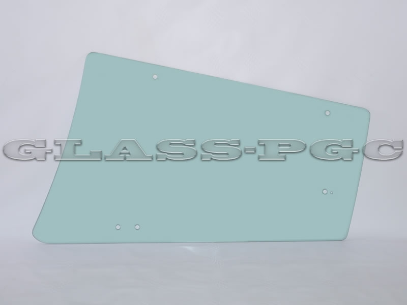 JCB (ДжиСиБи) 3CX/4CX 2005 и далее г.в. стекло кузовное левое