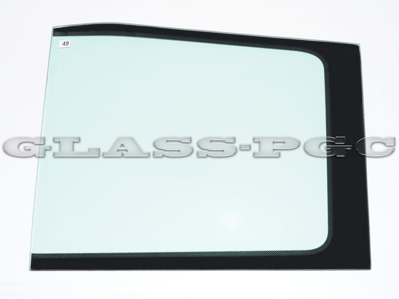 JCB (ДжиСиБи) 3CX/4CX 2005 и далее г.в. стекло лобовое нижнее правое
