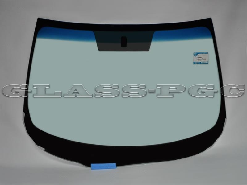 Nissan Almera rus (Ниссан Альмера рус) 2012 и далее г.в. стекло лобовое